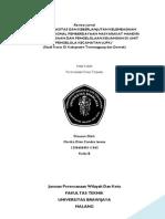 Review Jurnal Pembangunan Desa