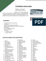 Plaque d'immatriculation marocaine - Wikipédia.pdf