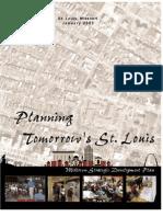 Midtown Strategic Development Plan - Planning Tomorrow's St. Louis (2003)