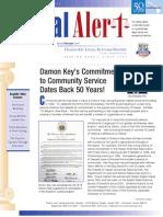 Damon Key's Legal Alert Winter/Spring 2013