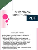 Antecedentes del  principio de supremacía constitucional