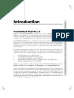 Intro Proe Wf 2.0 Eval