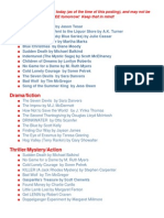 FREE Kindle & E-Book Downloads (4/12)