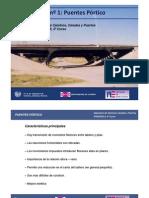 Puentes Portico