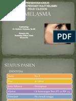 Case Melasma