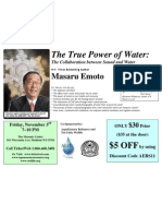 Madison Flyer With Emoto and Crystal