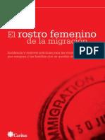 El Rostro femenino de la migración -Caritas Internacional
