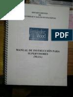 Manual Para Supervisores