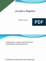 Seminario_observação e registro