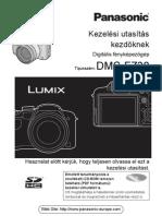 Panasonic Lumix FZ38 Kezelesi Utmutato