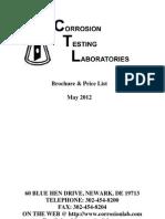 Price List 3-2012