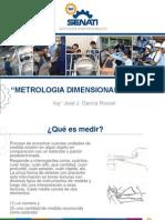 Metrologia El Comercio 2012