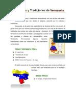 Costumbres y Tradiciones de Venezuela
