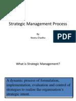 Strategic Mgt. Process