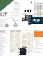 Bizhub C360 C280 C220 Pocket Guide