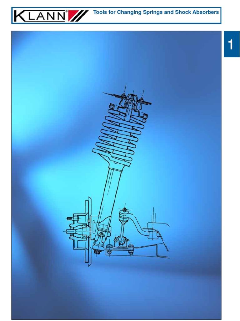 Klann Catalog Scule Speciale Auto | Suspension (Vehicle) | Gas ...