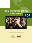 Es la incidencia política un camino_ RedEAmérica