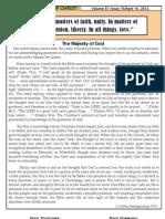 Volume 61 Issue 15 Apr. 14, 2013