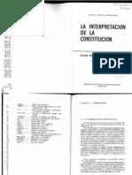Alonso García, Enrique, La interpretación de la constitución 2 (8-88)