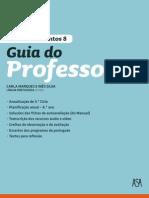 Guia do Professor Contos e Recontos 8