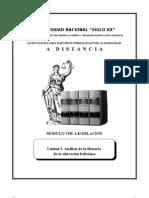 legislación unidad 1 historia de la educación boliviana
