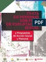 Trata de personas con fines de explotación sexual propuestas de acción pastoral y social - Caritas Española