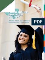 2013 Texas Public Higher Education Almanac