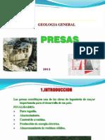 Exposicion de Geologia Para Presas-georges