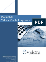 e Valora Manual de Valoracion