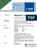 Chemicals Zetag DATA Beads Magnafloc 156 - 0410