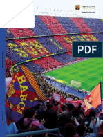 FC Barcelona Annual Report 2012 (in Spanish)
