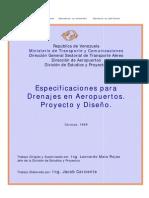 5 Normas Dreanaje Aeropuertos