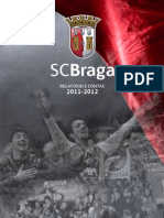 SC Braga Group Financial Report and Accounts 2012