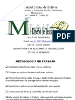 DISEÑO DE TESIS