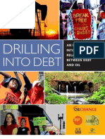 Drilling Into Debt