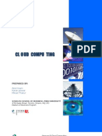 Cloud Computing by Mikael Thakur