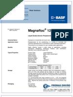 Chemicals Zetag DATA LDP Magnafloc 120L - 0410