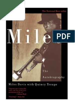 Miles Davis Autobiography | Jazz Music | Entertainment (General)