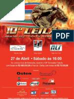 2013 - Catalogo Leilao Finalbx