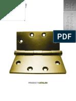 Builders Hardware Catalog