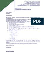 Surat Penawaran Pembuatan Website