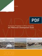 Assessing Africa's Progress Towards MDGS