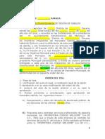 Acta de Asamblea (Dap) Welcome