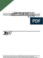Interlayer Procedures in Connected Mode