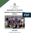 Mini-manual v5 Psychiatry