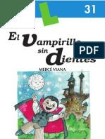 El Vampirillo Sin Dientes Libro
