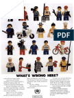 Lego Refugee UNHCR Advert 4