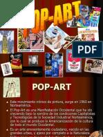 POP ART- Literatura