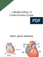 1- Pathophysiology of Cardiovascular System