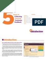 5 Step Customer Feedback - FI